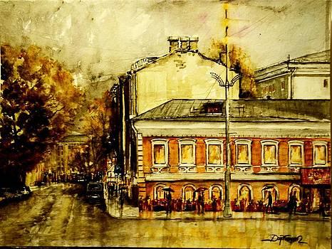 W 179 Moscow by Dogan Soysal