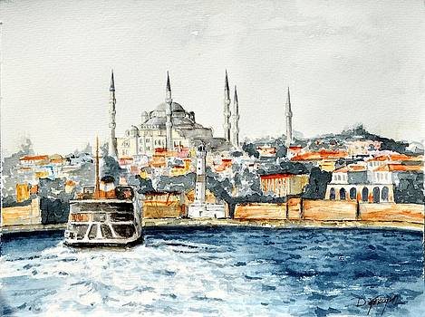 W101 Istanbul by Dogan Soysal
