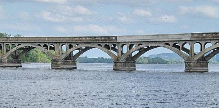 Wagon Bridge by Cheryl McKeeth