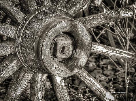 Wagon Wheel by Al Griffin