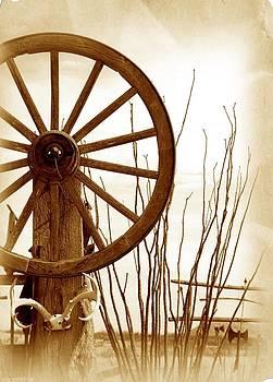 Wagon Wheel by Ken  Myers
