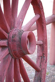 Sherlyn Morefield Gregg - Wagon Wheel