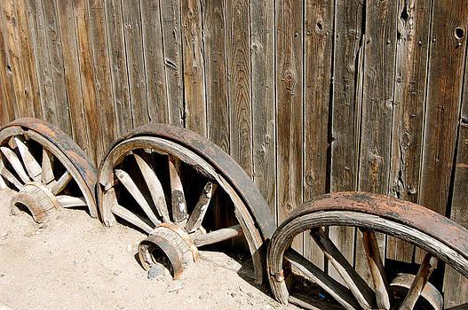 Sherlyn Morefield Gregg - Wagon Wheels