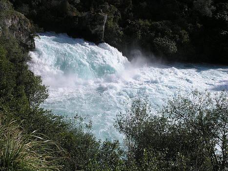 Waikato River by Olaf Christian