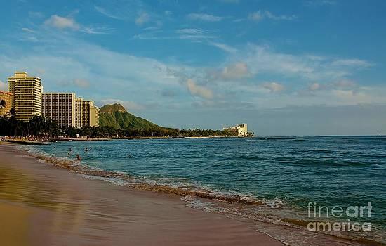 Jennie Stewart - Waikiki Beach