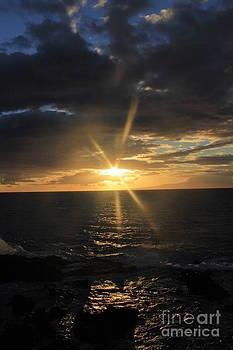 Wailea Sunset by Jeff Sommerfield
