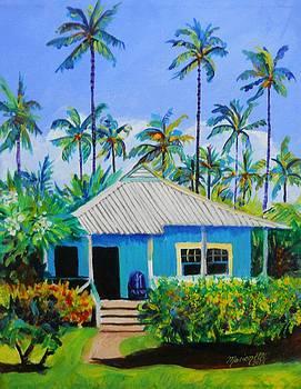 Waimea Cottage by Marionette Taboniar