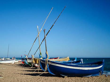 Eliza Donovan - Waiting Fishing Boats