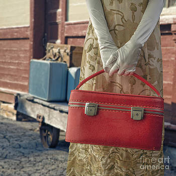 Edward Fielding - Waiting for a train