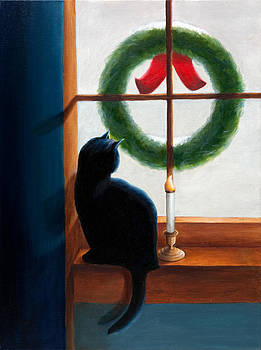 Waiting for Christmas by Phillip Compton
