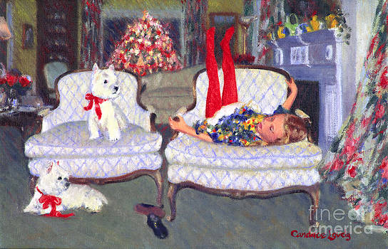 Candace Lovely - Waiting for Santa