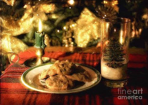 Lois Bryan - Waiting for Santa