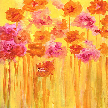 Waiting for Spring by Rosie Brown