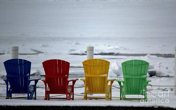 Waiting for Summer by Jale Fancey