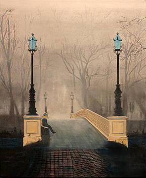 Waiting on a Friend by Robert Crooker