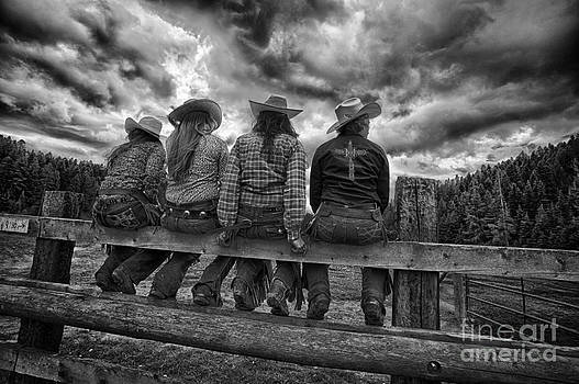 Waiting on the Storm by Danny  Nestor