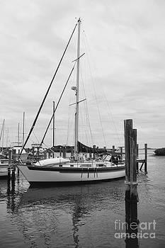 Deborah Benoit - Waiting to Sail