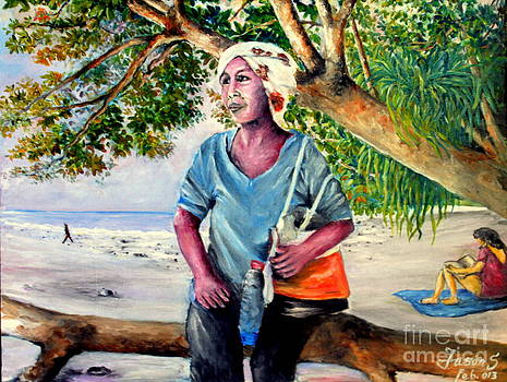 Waiwo Beach - Raja Ampat by Jason Sentuf