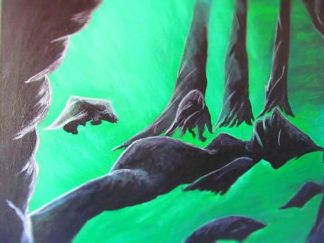 Waking up the Forgotten Gods by Chepcher Jones