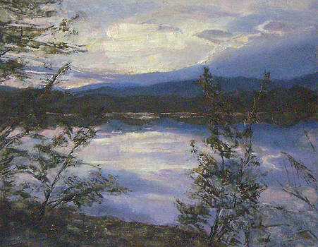 Walden Sky by Chisho Maas