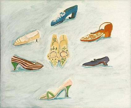 Walk in My Shoes by Carmela Cattuti