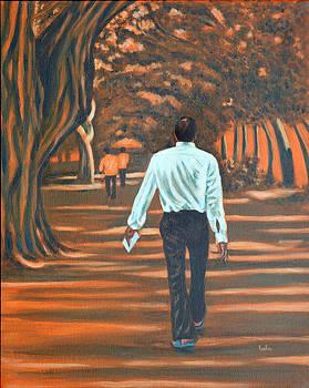 Usha Shantharam - Walk in the Woods