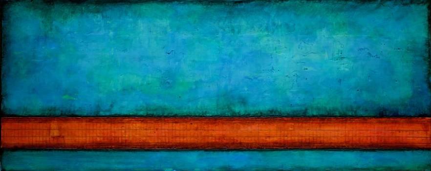Walk On The Ocean by Michael Jewel Haley