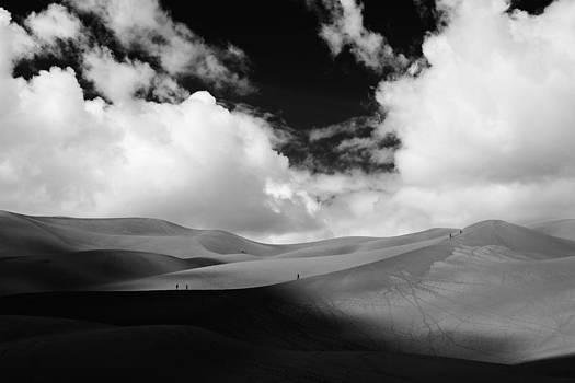 Walk the Line by D Scott Clark