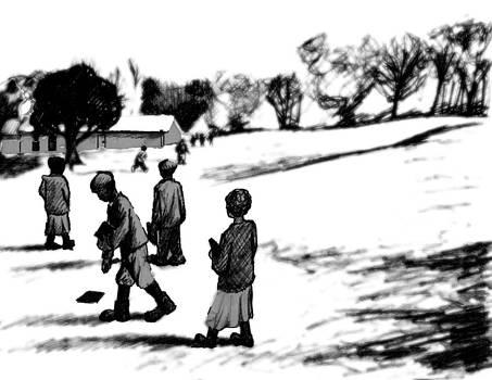Walk To Oak Hill by Che Hondo
