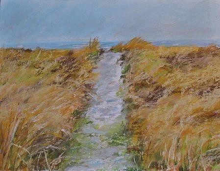 Walk To The Beach by Jody Smith