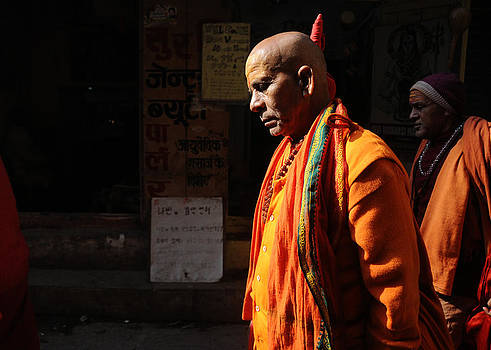 Walk under the sun by Money Sharma