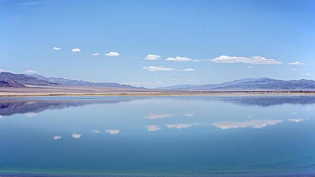 Walker Lake Mirror by Jennifer Nelson