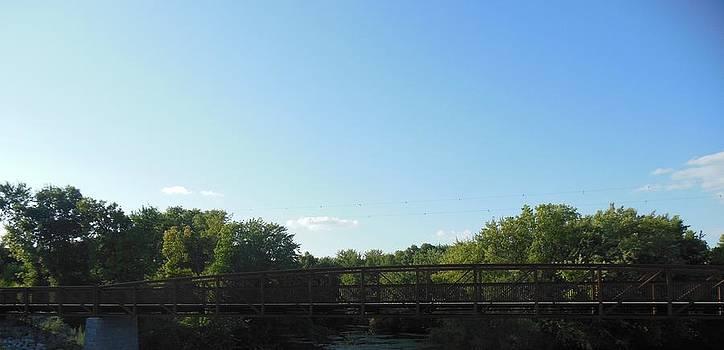 Linda Gonzalez - Walking Bridge