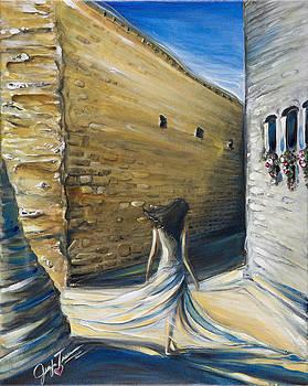Walking Jerusalem by Jennifer Treece