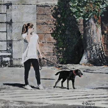 Walking My Mistress by Heather Douglas