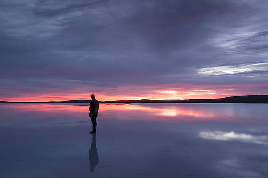 Walking on Water 2 by Joe Wigdahl