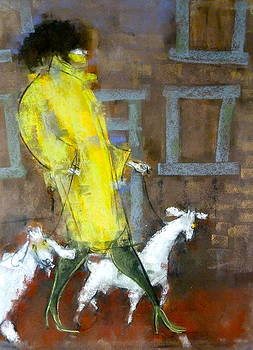 Walking The Goats At Night by Peter Cameron