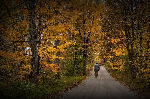 Randall Nyhof - Walking the Road Less Traveled