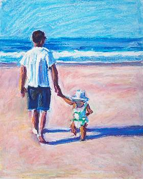Walking with Daddy by Bethany Bryant