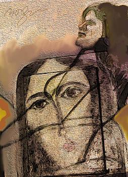 Wall 16 by Noredin Morgan