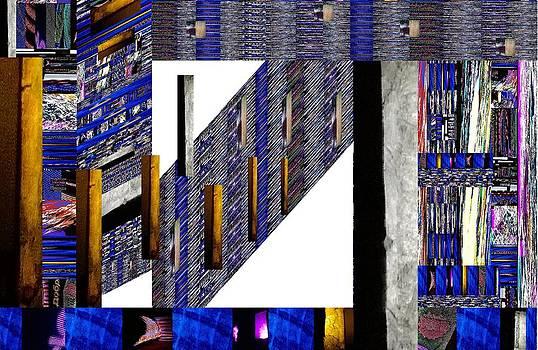 Wall Street Loom by Kerrin Buck