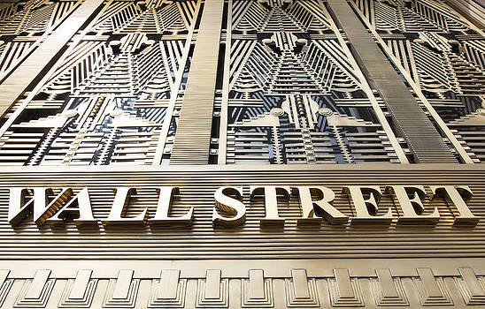 Ramunas Bruzas - Wall Street