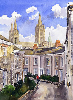 Walsingham Place by Margaret Merry