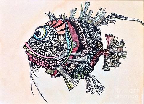 Wanda The Fish by Iya Carson