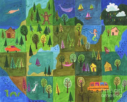 Wanderlust by Kate Cosgrove