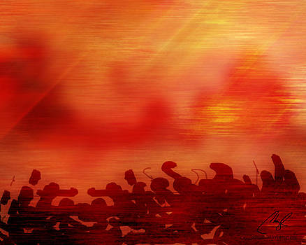 War  by Cheryl Heffner
