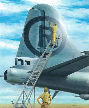 War Paint by Norb Lisinski