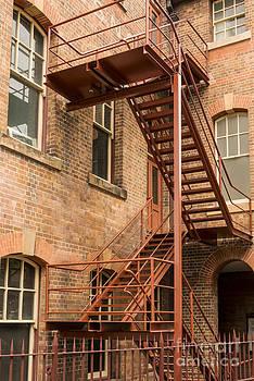 Bob Phillips - Warehouse Fire Escape
