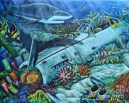 Warfighting Plane by Ruben Archuleta - Art Gallery