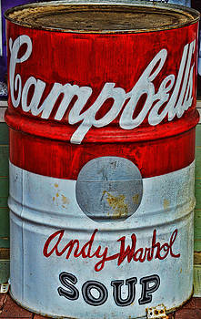 Warhol Soup by Joe Bledsoe